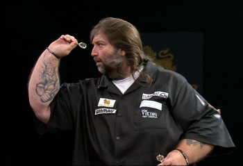 "Andy Fordham - ""The Viking"" - Grand Slam of Darts 2015"