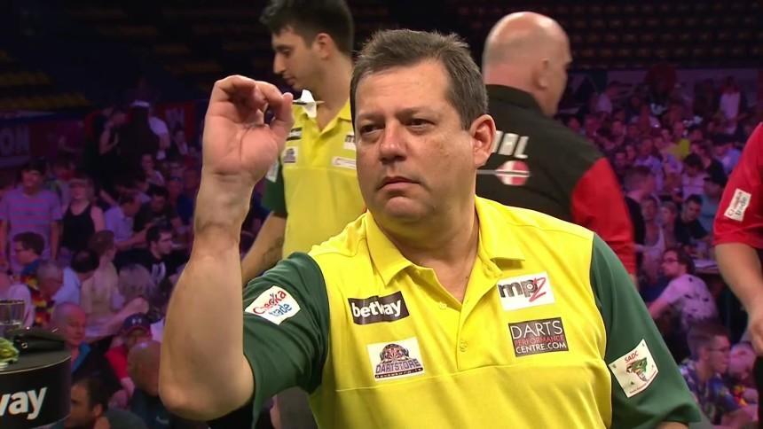Bruno Rangel - World Cup of Darts 2018