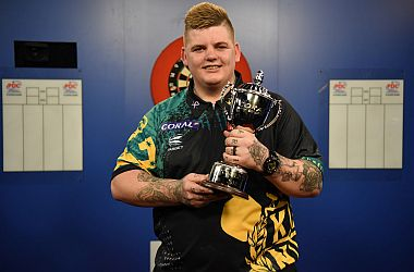 Corey Cadby Runner-Up UK Open 2018