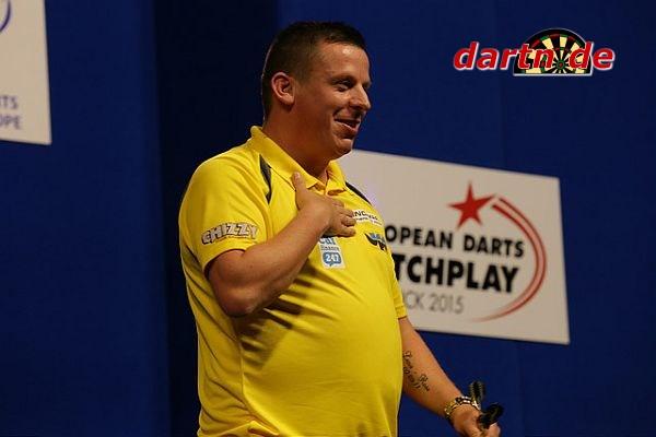 PDC Dart WM 2016 Dave Chisnall
