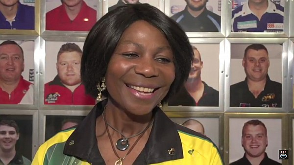 Deta Hedman - The Dark Destroyer - Winmau World Masters 2016