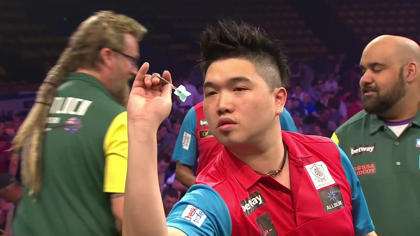 Ho Yin Shek - World Cup of Darts 2018