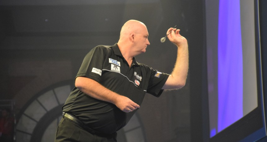 James Bailey - PDC Dart WM 2019