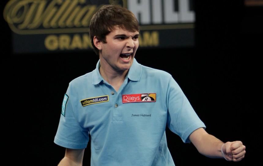 James Hubbard - PDC Dart WM 2013