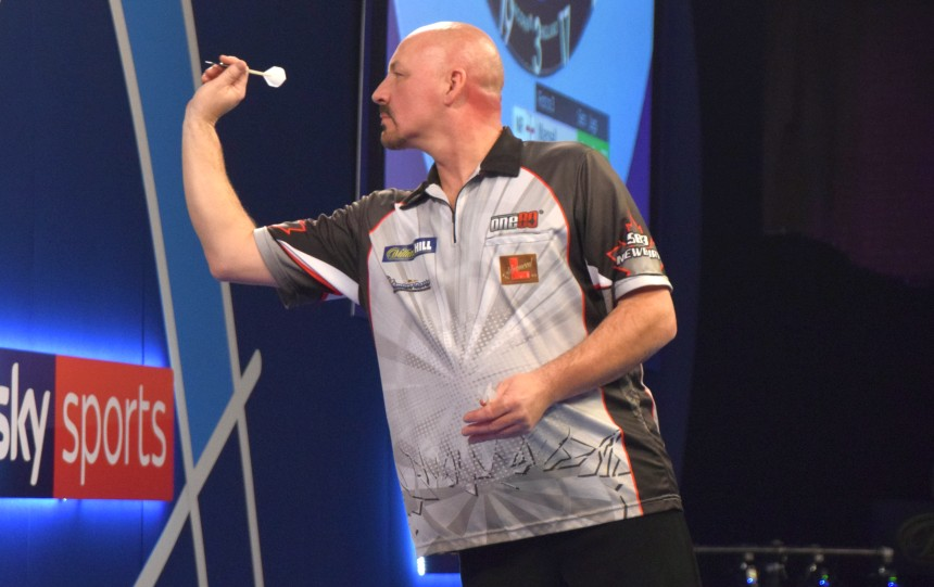 Jim Long - PDC Dart WM 2019