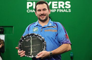 Jonny Clayton - Runner-Up - Players Championship Finals 2017