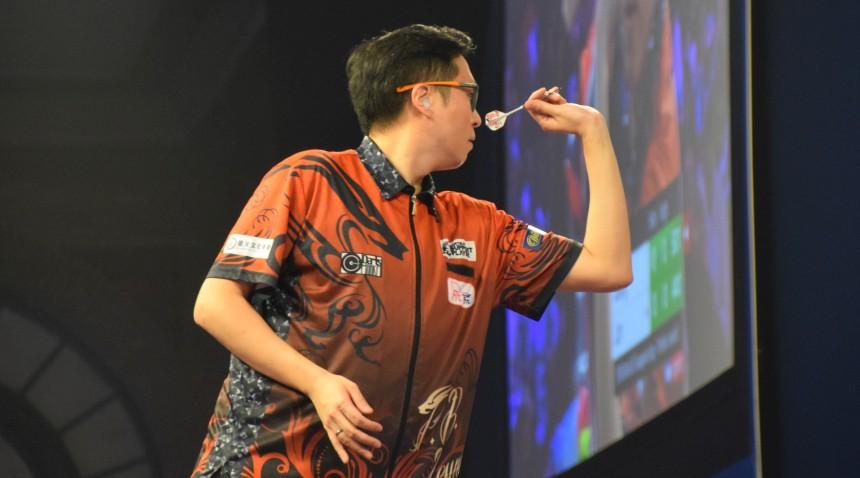 Kai Fan Leung - PDC Dart WM 2018