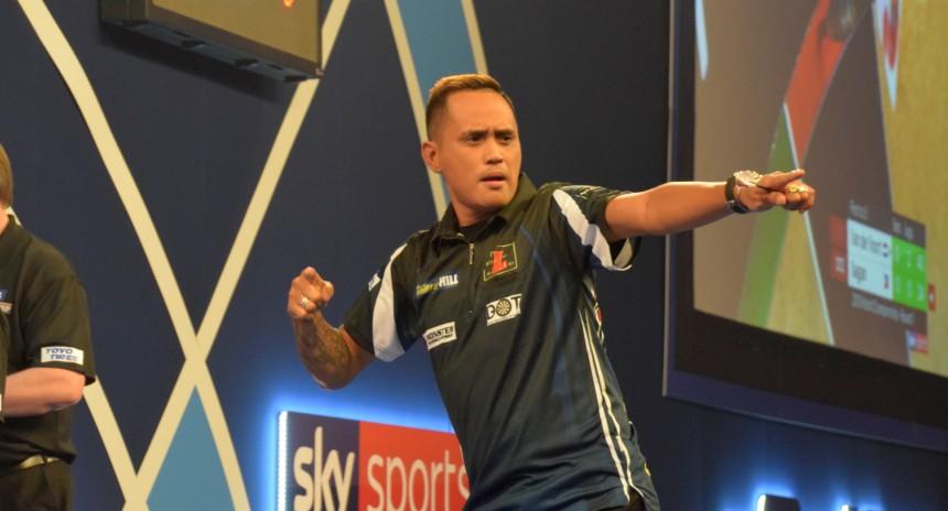 Lourence Ilagan - PDC Dart WM 2019