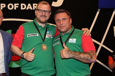 Mark Webster World Cup of Darts 2017