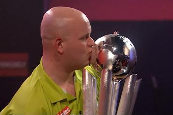 Michael van Gerwen ist PDC Dart Weltmeister 2014!