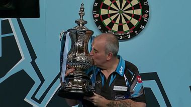 Phil Taylor World Matchplay Sieger 2017