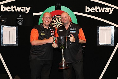 Raymond van Barneveld World Cup of Darts 2017