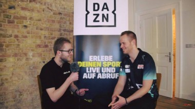 Marvin van den Boom im Interview mit Max Hopp