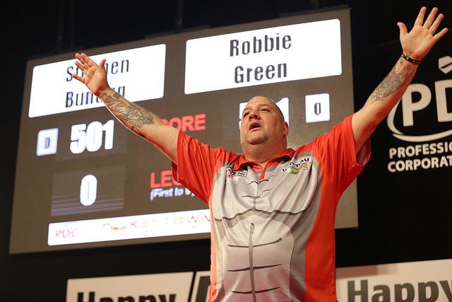 Robbie Green
