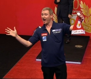 Scott Rand Darts Dart PDC WM WDC 2013
