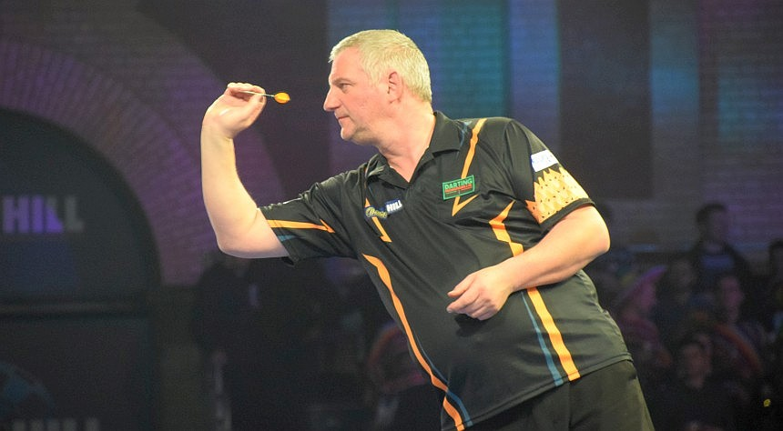Wayne Jones - PDC Dart WM 2019