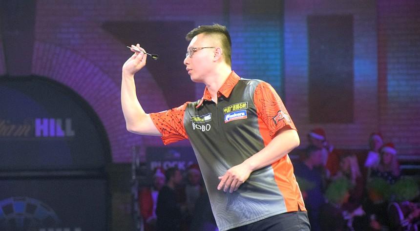 Yuanju Liu - PDC Dart WM 2019