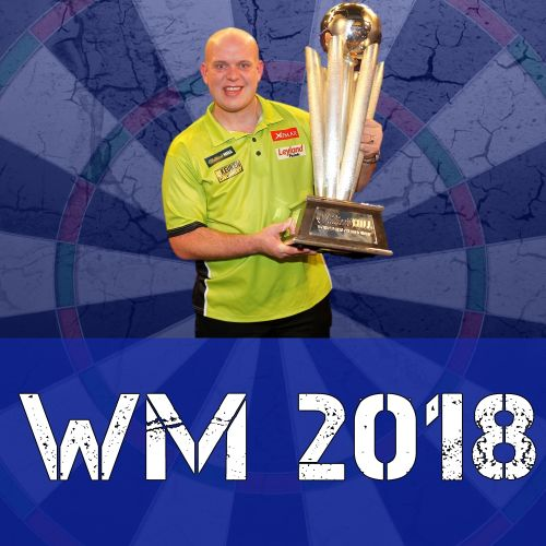 PDC Dart WM 2018