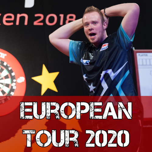 PDC European Tour 2020