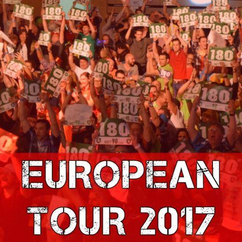 European Tour 2017