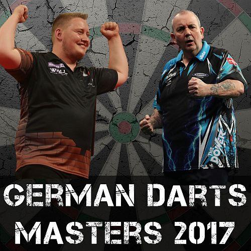 PDC German Darts Masters 2017 in Düsseldorf