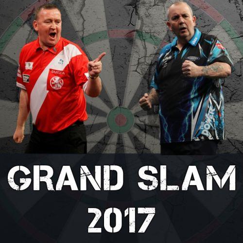 Grand Slam of Darts 2017