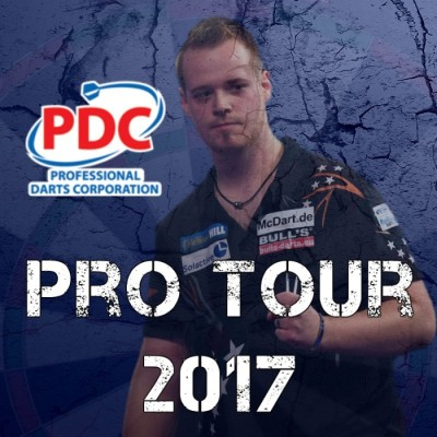 PDC Pro Tour und Players Championships 2017