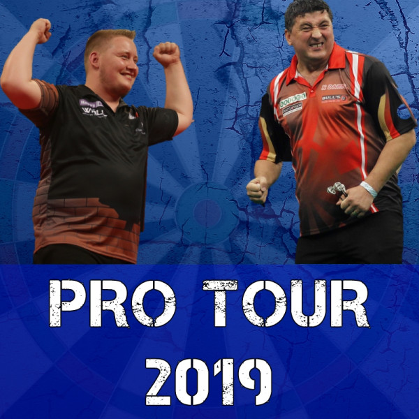 PDC Pro Tour und Players Championships 2019
