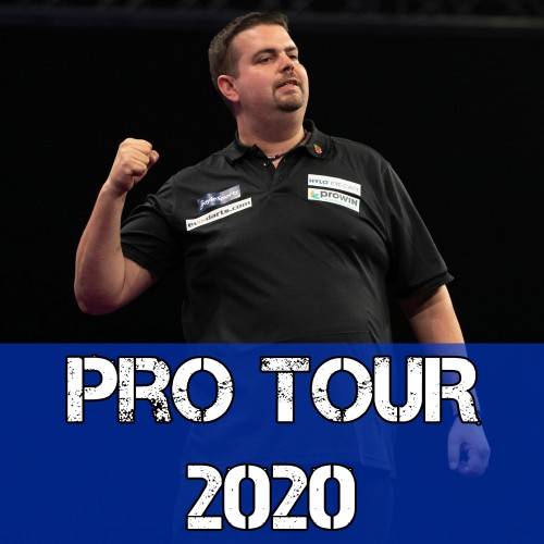 PDCPro Tour und Players Championship Turniere 2020