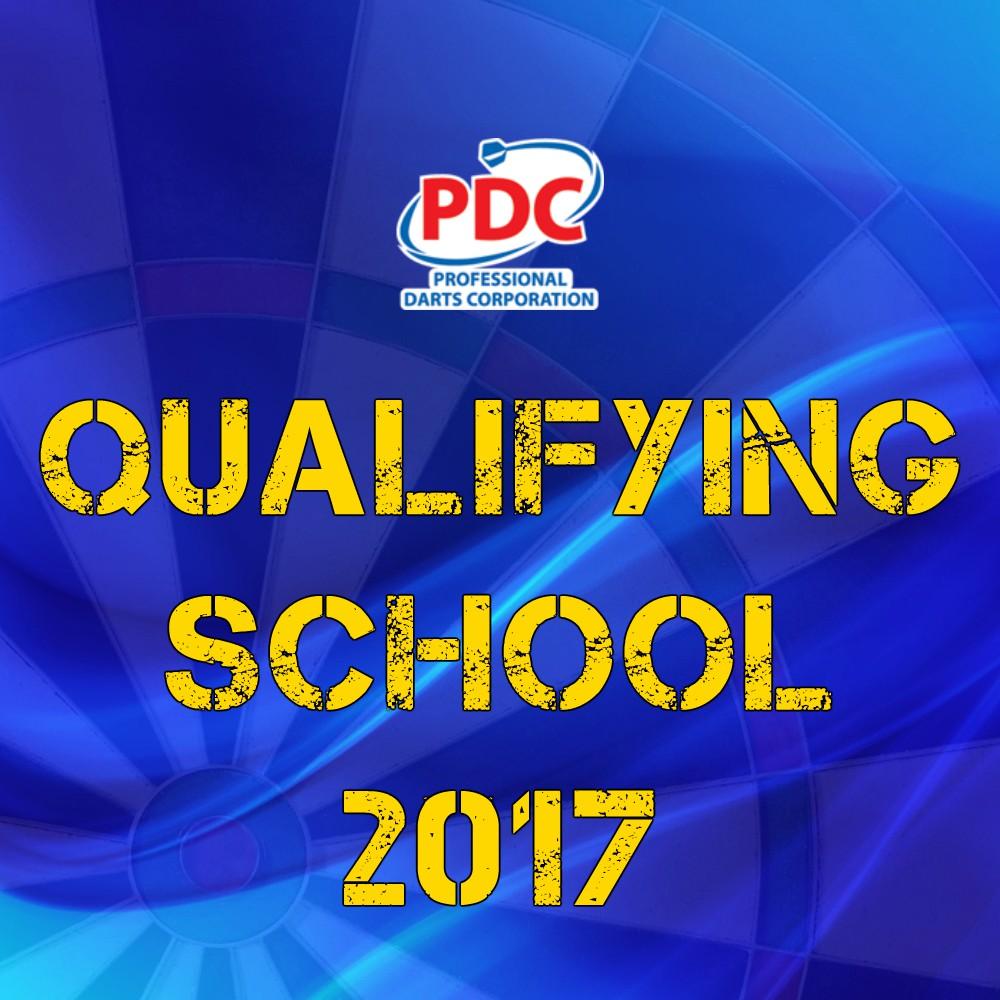 PDC Qualifying School 2017 in Wigan
