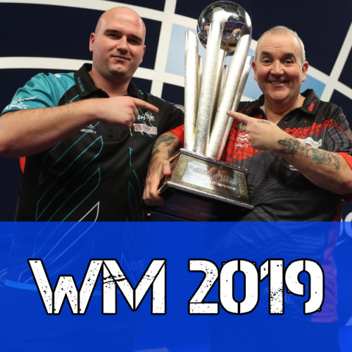 PDC Dart WM 2019 - World Darts Championship 2019