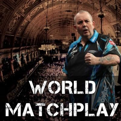 World Matchplay Darts 2017 in Blackpool