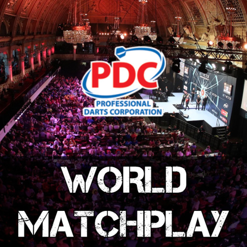 PDC World Matchplay Darts 2019