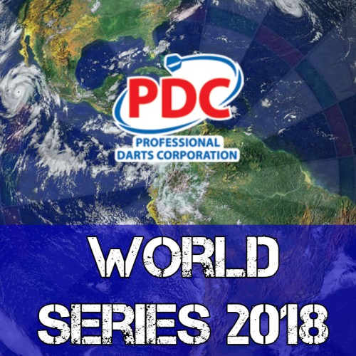 PDC World Series of Darts 2018